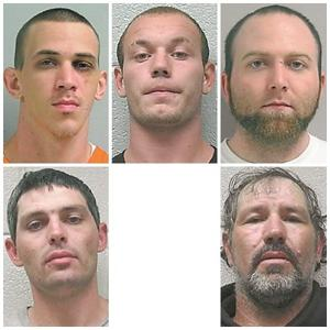 Officials say second escapee caught burglarizing church