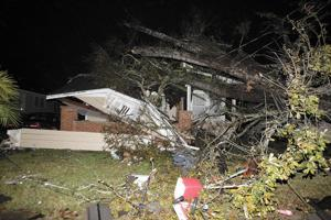 Tornado outbreak rocks Deep South