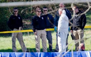 Search For Body of Infant Allegedly Buried a yard in Russellville