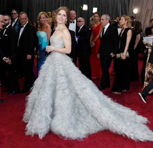 Oscars style and glamour