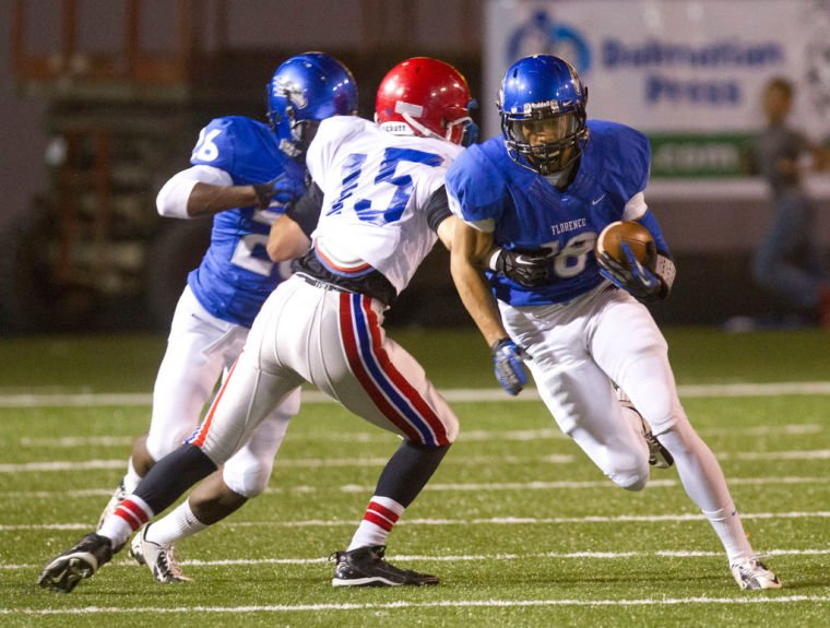Vestavia Hills at Florence Football
