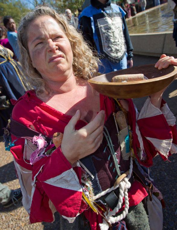 Renaissance Faire on Sunday