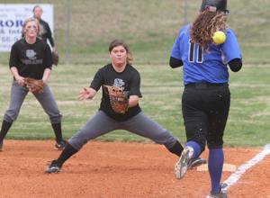 Colbert County at Mars Hill Softball