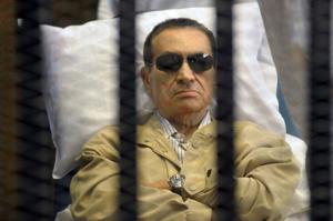 Retrial of Egypt's Mubarak set for April 13