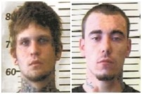 Tip leads to burglary arrests