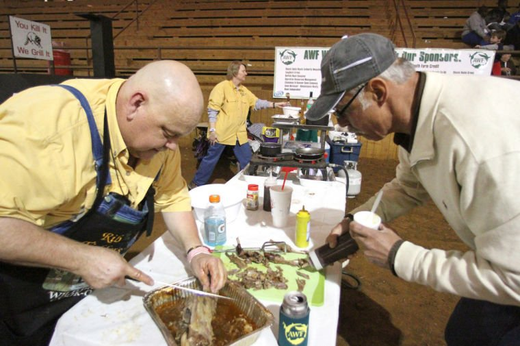 Wild Game Cook Off
