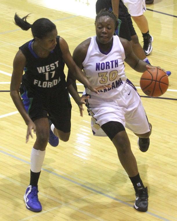 West Florida at UNA Women's Basketball