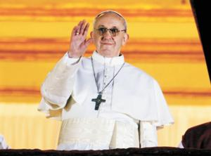 Hopes pinned on Pope Francis