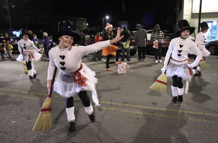 Sheffield's Christmas Parade