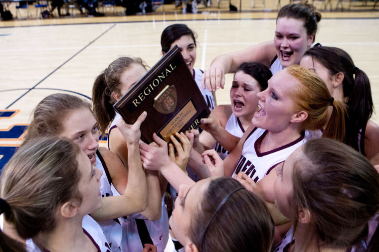 LCHS Defeats Madison Academy in 3A Girls NW Regional Final