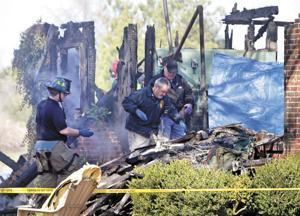 Officials believe fatal blaze started in kitchen area