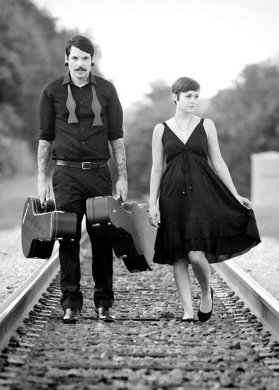 Grace & Tony: Duo records album of original songs, styles