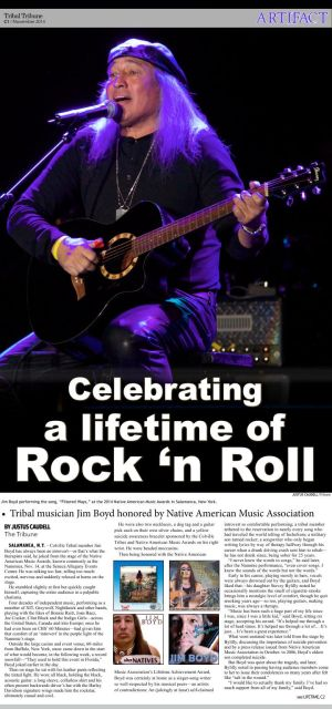 A lifetime of Rock 'n Roll
