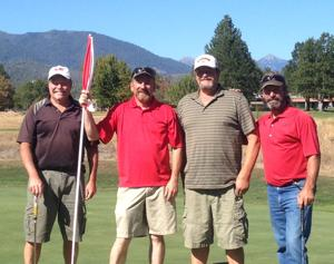 2012 Industrial Golf League champions