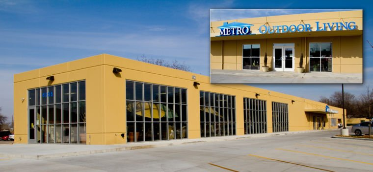 Metro Outdoor Living Tulsa Ok