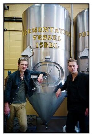 Hanson brew Courtesy