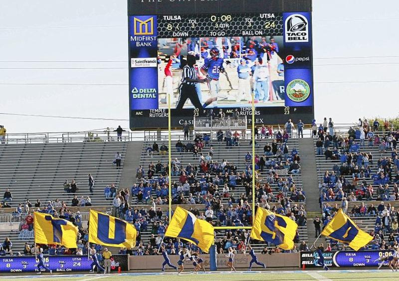 TU Sports Extra - Tulsa's Blankenship reflects on ...
