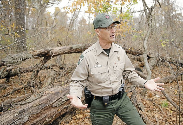 Game wardens target wildlife regulation scofflaws tulsa for Fish and game warden
