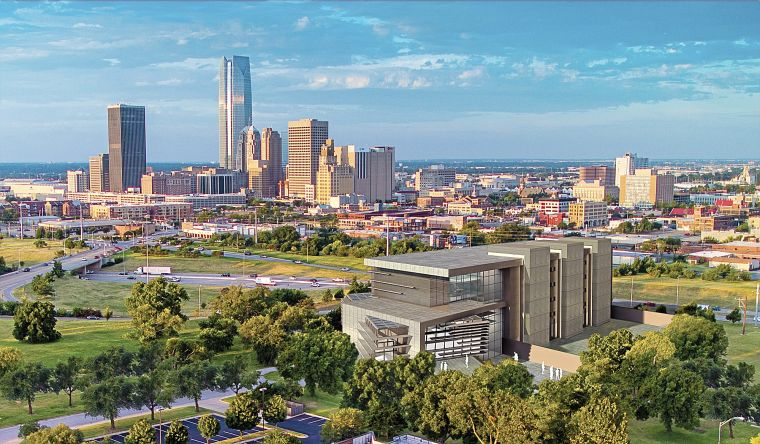 Ge Picks Site East Of Downtown Okc For Research Center