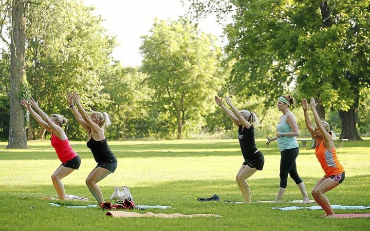 Bixby Gallery Yoga