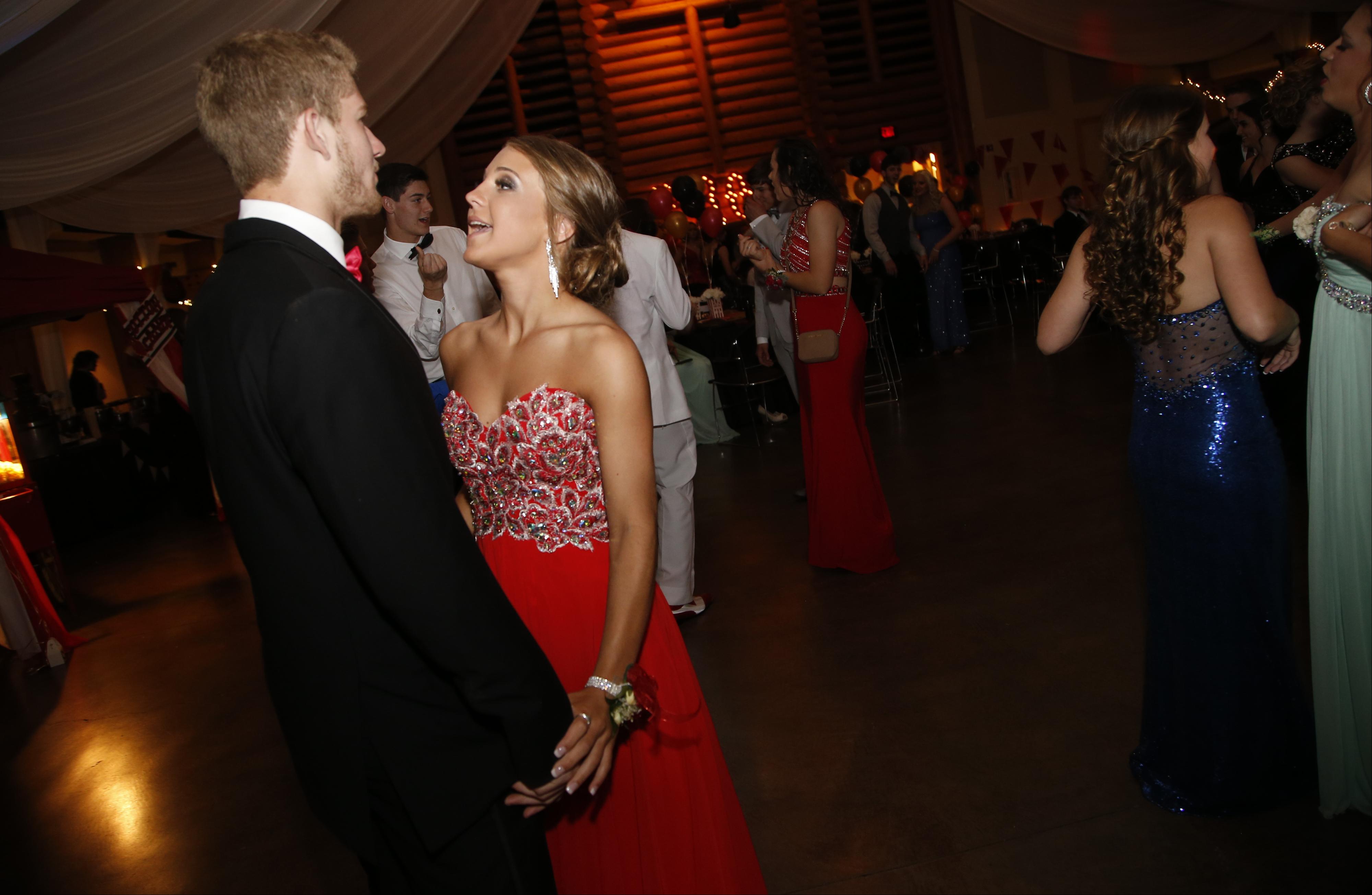 Photo Gallery - Berryhill High School prom night at Camp Loughridge