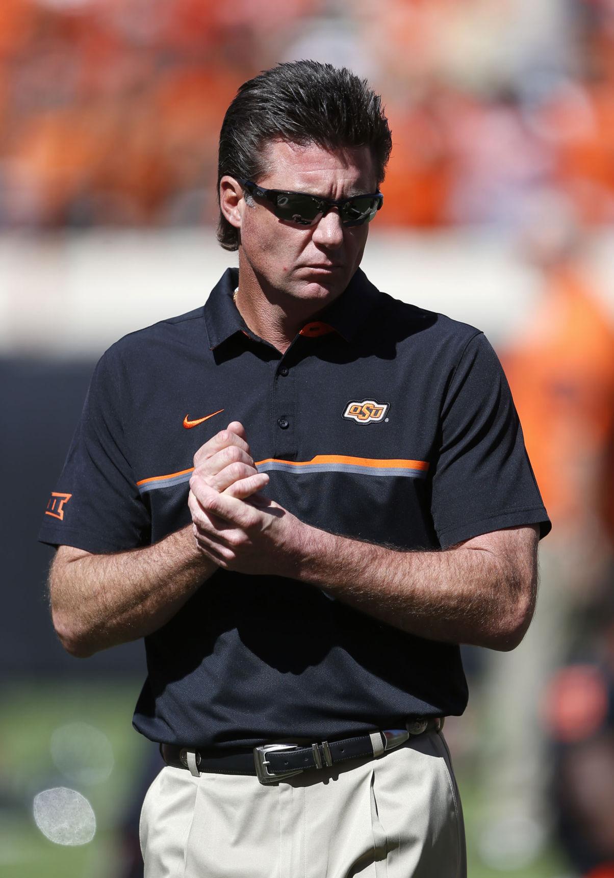 OSU Sports Extra - Oklahoma State football: Mike Gundy ...