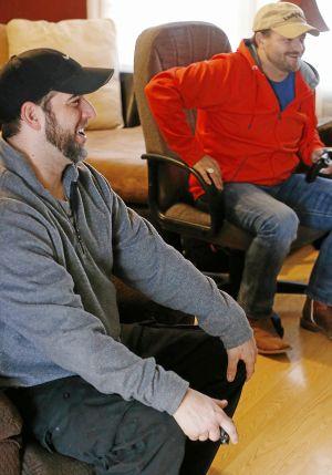 Pryor man donates kidney to best pal