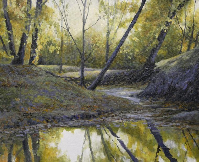Tulsa artist Christopher Westfall finds art in nature ...