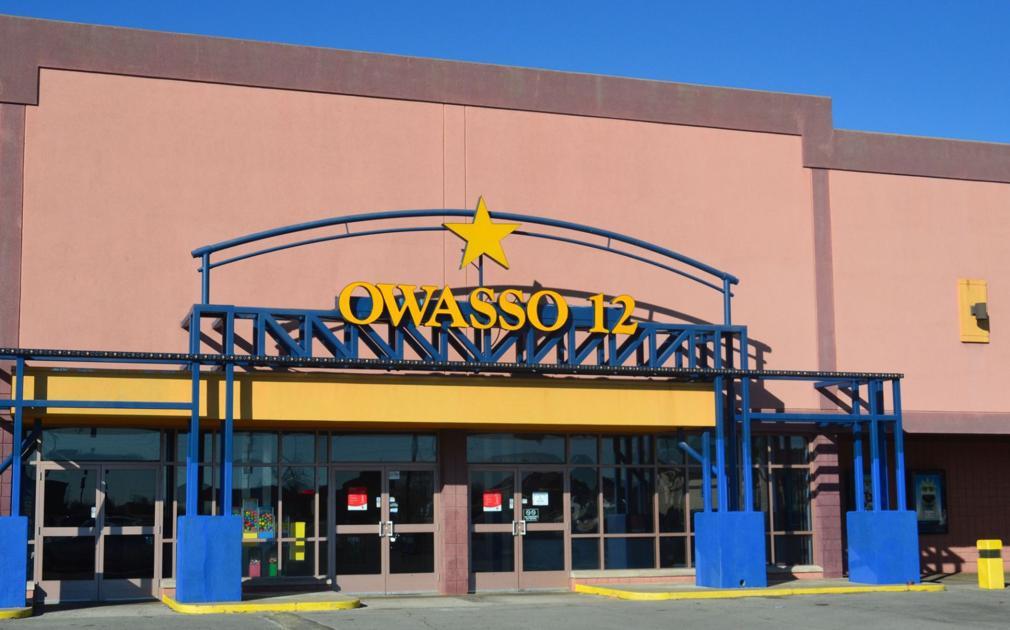 Two car burglaries occur at AMC Owasso 12 theater - Tulsa ...