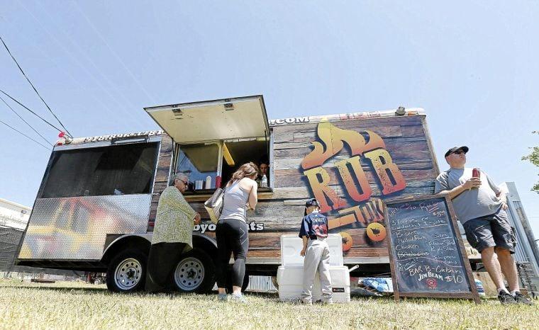 Mr Nice Guys Food Truck