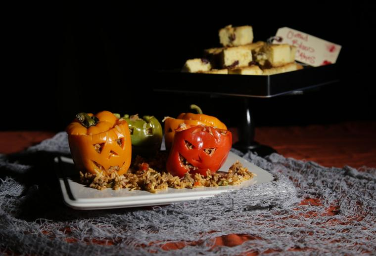 Serve halloween dishes that satisfy cravings for sweet and