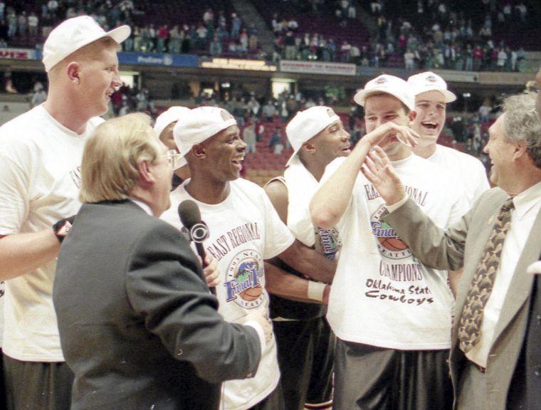 Osu Sports Extra Oklahoma State S 1994 95 Final Four