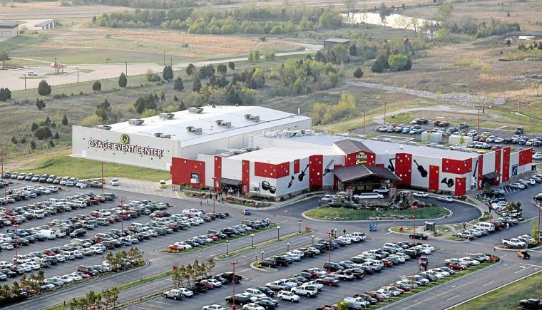 Osage casino tulsa employment