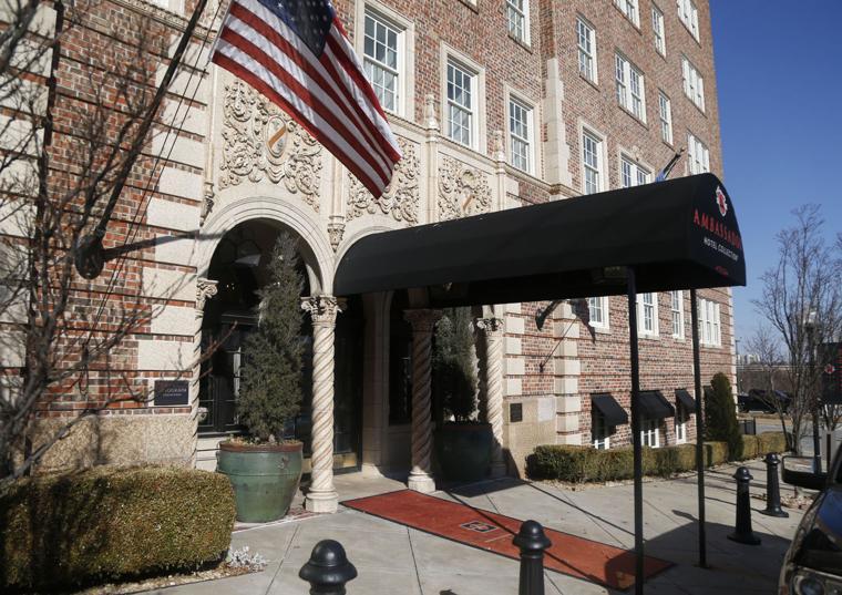 ambassador hotel ranked no 9 nationwide by travel website