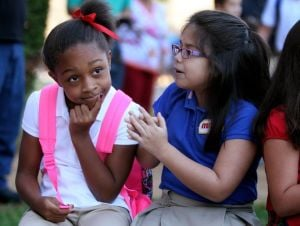 First day of school is triumph for Mayo Demonstration School - Tulsa ...