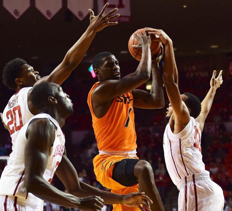 Men's Basketball - OSU projected as 9-seed in CBS Sports ...