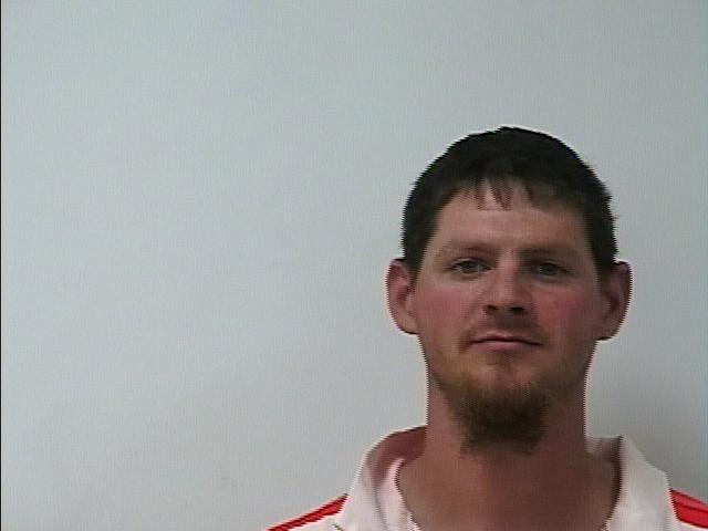 Osage county booking report