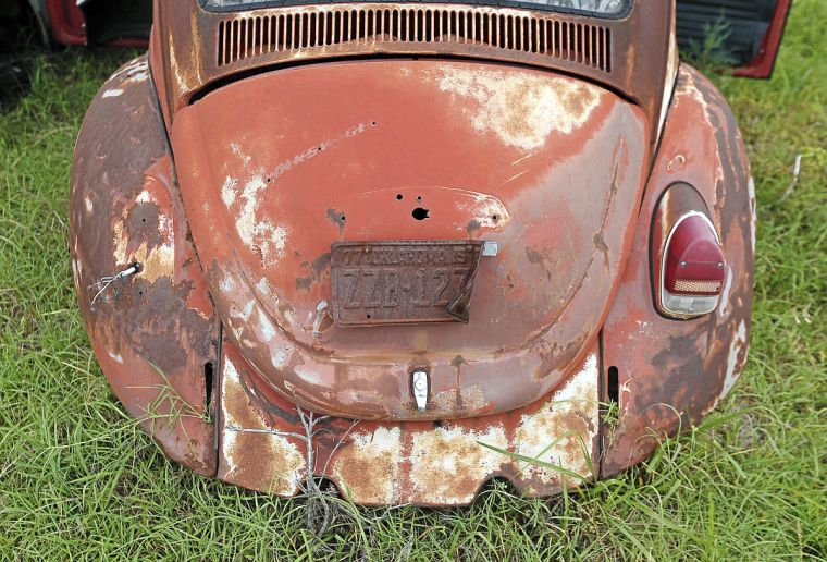 SEEN: VW Beetle Graveyard | SEEN | tulsaworld.com