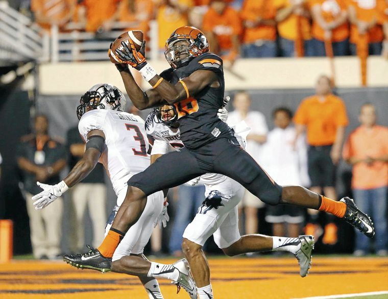 OSU Sports Extra - Give a helmet sticker to OSU freshman ...