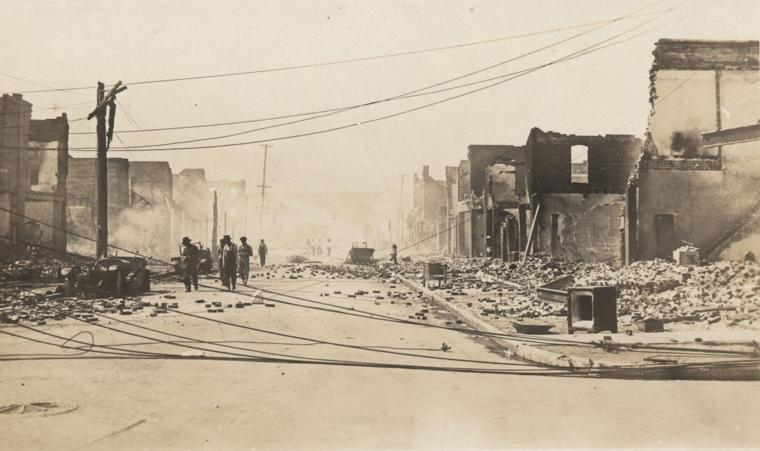 The Tulsa Race Riot and Floridas Rosewood Massacre