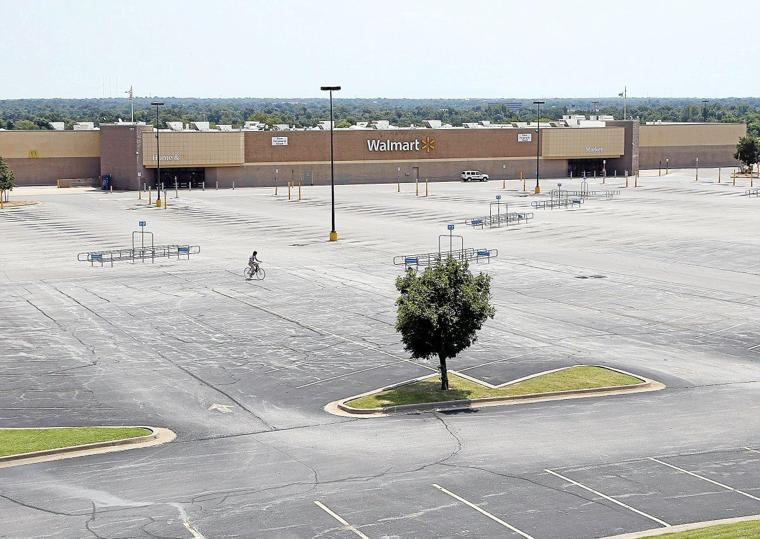 Sweeping changes coming to the suddenly closed wal mart at admiral and