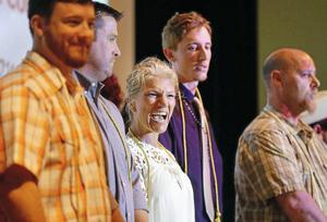 drug rehab graduation speech