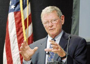Sen. Inhofe has open-heart surgery in Tulsa