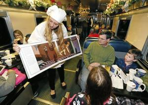 Polar express a magical ride on eastern flyer for families