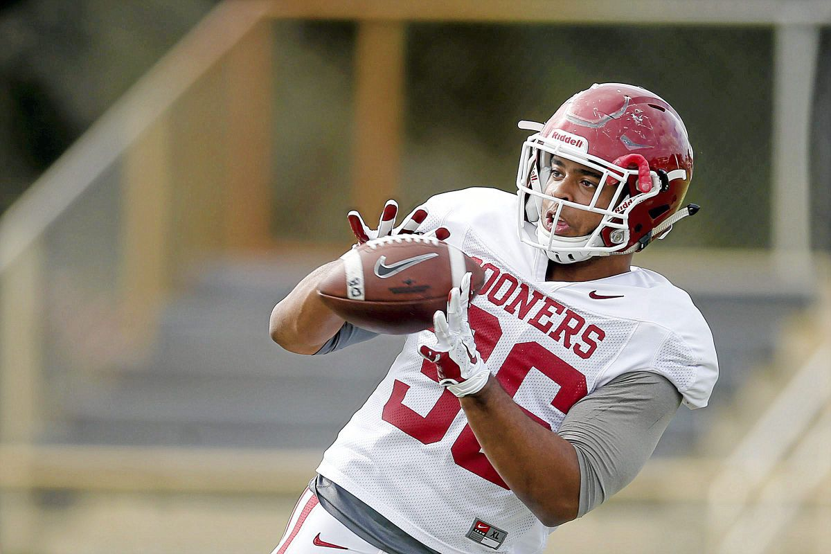OU Sports Extra - Oklahoma football notebook: Dimitri ...