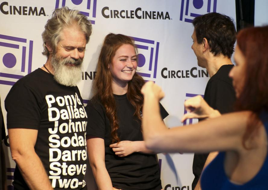 'The Outsiders' actors come to Circle Cinema to meet fans ...