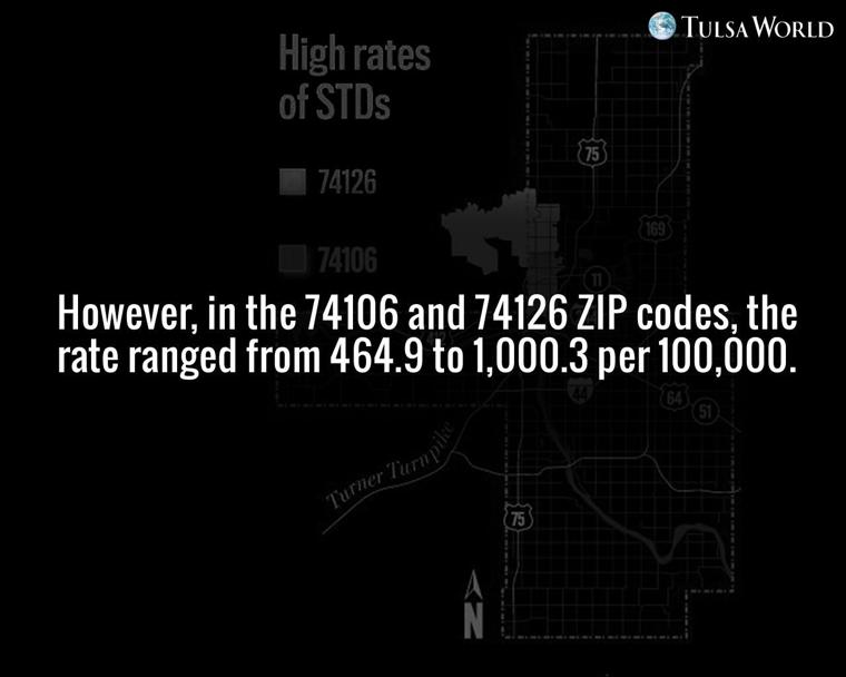 Photo Gallery: Where in Tulsa are the STD rates nine times the ...: www.tulsaworld.com/homepagelatest/photo-gallery-where-in-tulsa-are...