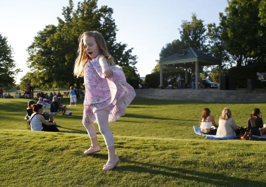 Free Outdoor Summer Concert Series Pick A Night Pack A