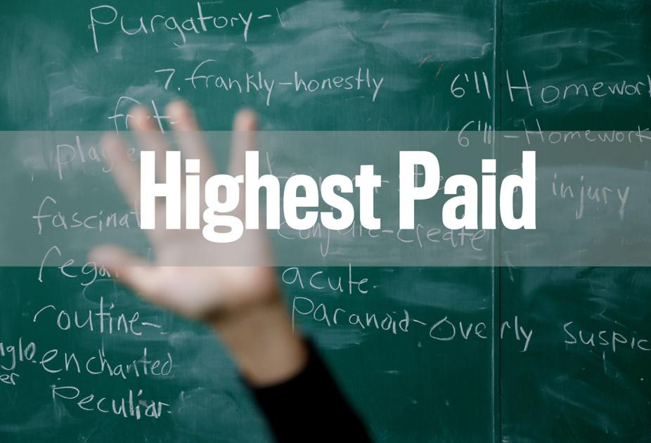 Where Do Teachers Get Paid The Most And Least In Oklahoma Education Tulsaworld Com
