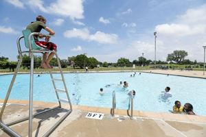 Pools at three tulsa county parks recommended for closure - According to jim the swimming pool ...